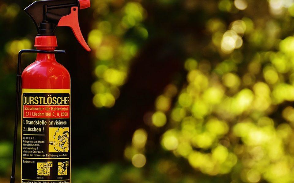 FP200 1.5MM 2C+E Rosso Cavo di allarme antincendio per metro